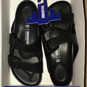 Birkenstock Black Waterproof Sandals